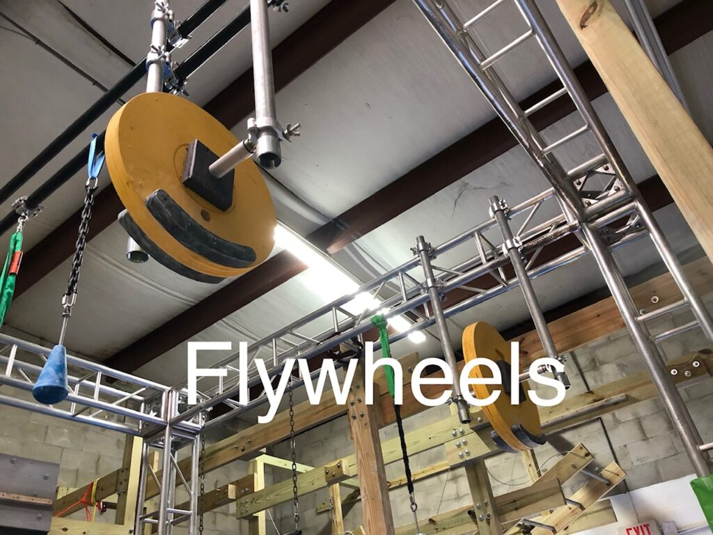 flywheele obstacle