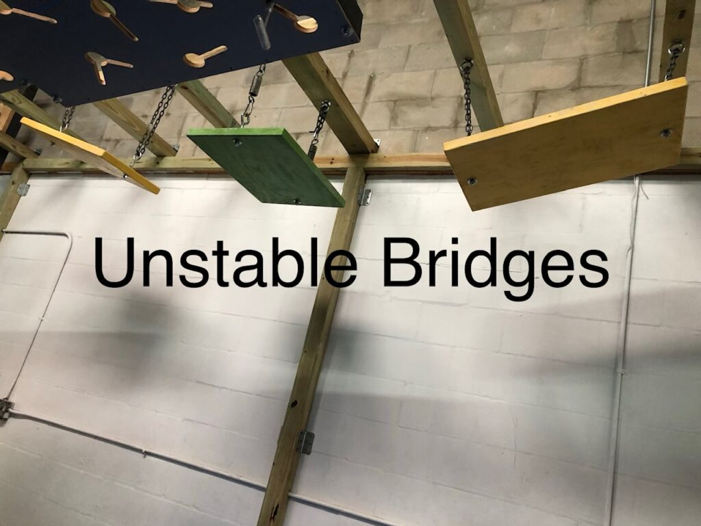 unstable bridges